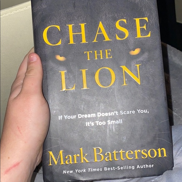 Chase the Lion - Mark Batterson